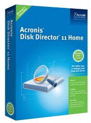 Acronis Disk Director 11 Home (11.0.216)