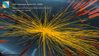 Эксперименты на Большом адронном коллайдере меняют представление о законах физики