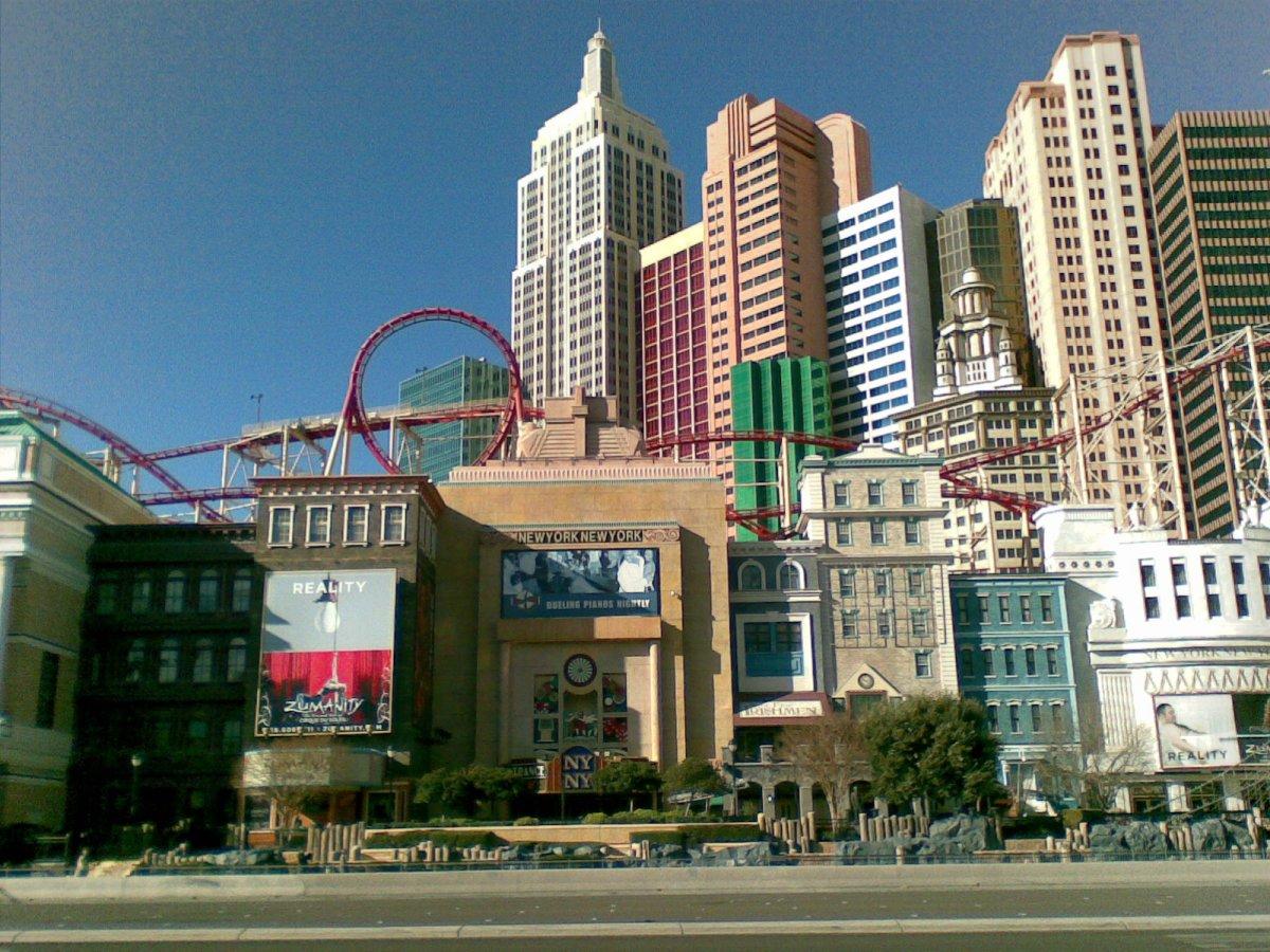 Вегасе в лас выставка казино