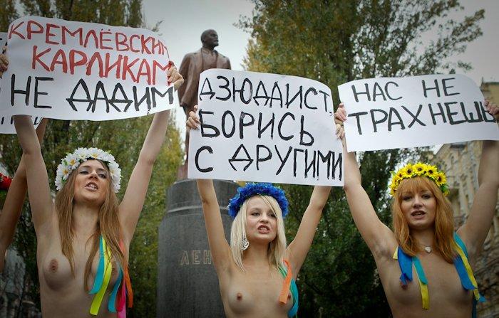 На украине шлюхи лучшие