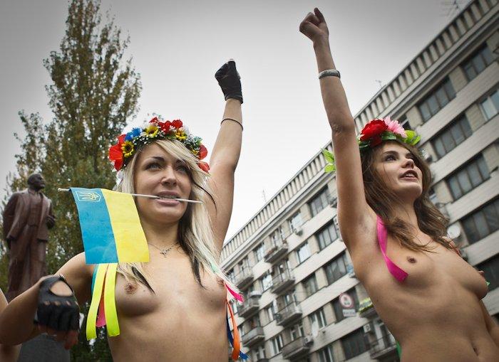 Проституток месть украинских