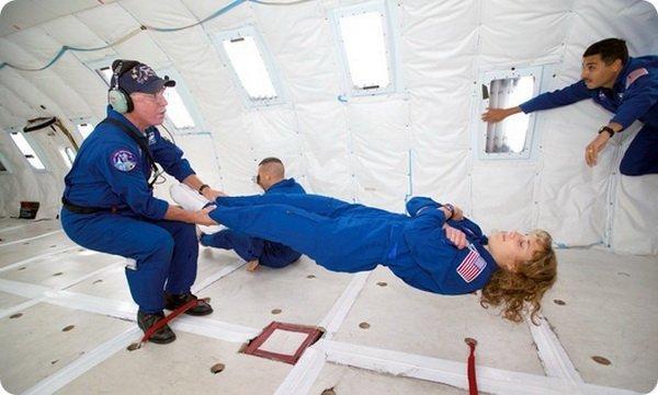 Зародышам запрещено находится в космосе