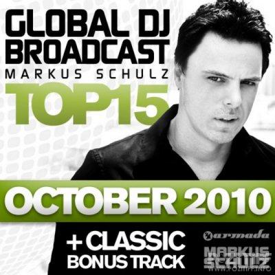 Global DJ Broadcast Top 15: October 2010