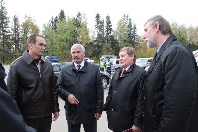 Открытие нового газопровода в Чебоксарах