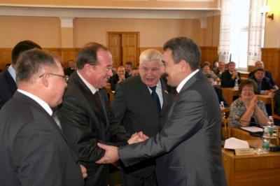 За нового главу города Чебоксары проголосовали 32 из 33 депутатов
