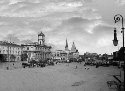 Каланчевская площадь