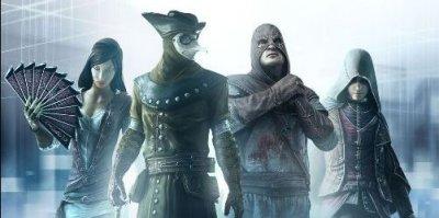 Assassin's Creed II прошли 40% игроков