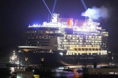 Круизное судно «Disney Dream»