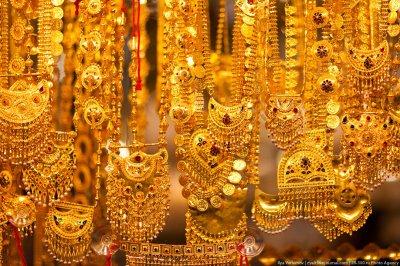 Дубайский золотой базар