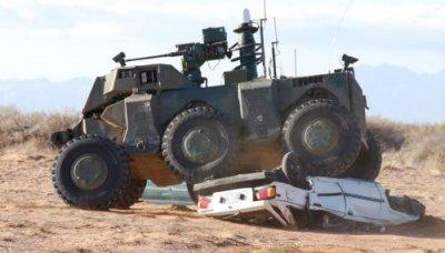 Crusher -  вездеход для армии США