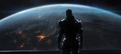 Mass Effect 3 выйдет сразу на трех платформах