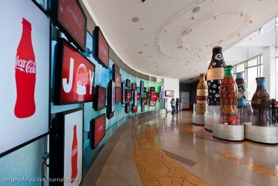 Музей Кока-Колы в Атланте