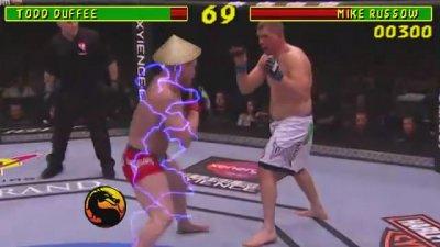 Mortal Kombat: Mike Russow vs Todd Duffee