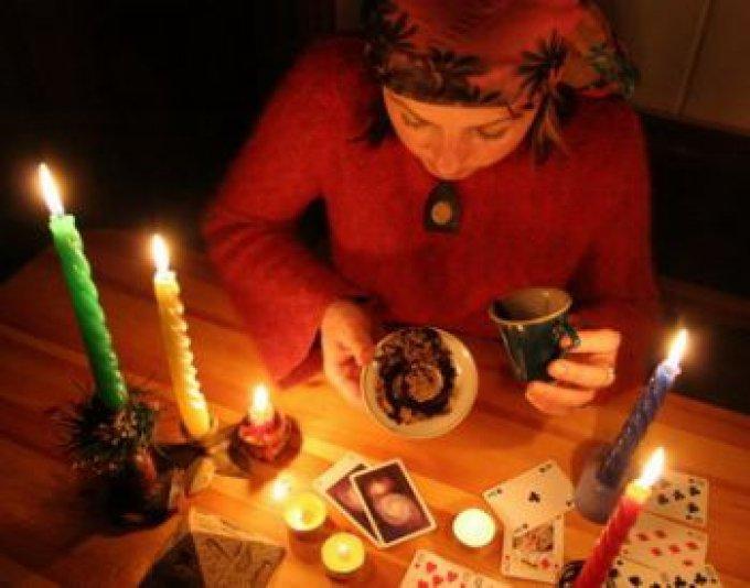 Гадания на рождество в домашних условиях карты