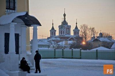 Верста Коломенская