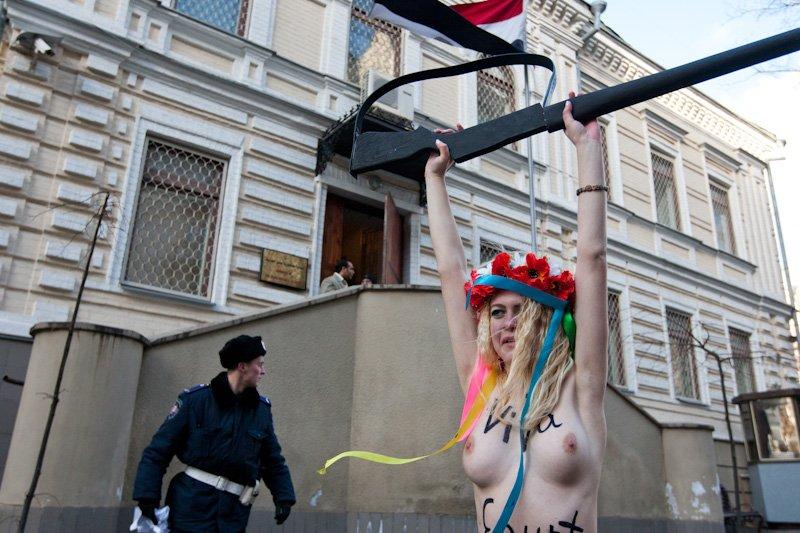 Украинской проститутки интервью