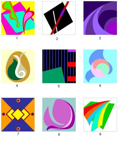 Тест: Цветовые схемы