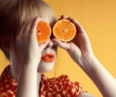 Как на спор узнать сколько долек в апельсине