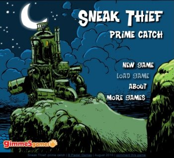 Sneak Thief 1: Prime Catch