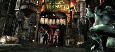 Batman: Arkham City без мультиплеера