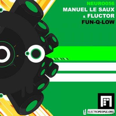 Manuel Le Saux & Fluctor - Fun-Q-Low