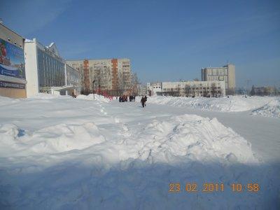 Митинг КПРФ в Новочебоксарске
