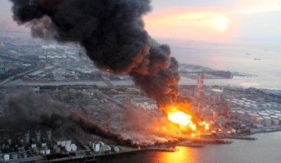 Землетрясение в Японии сместило ось вращения Земли