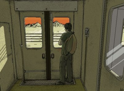 Тест: В какую сторону едет поезд?