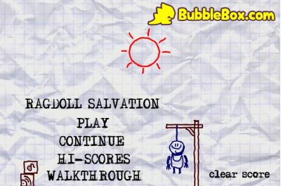 Ragdoll Salvation