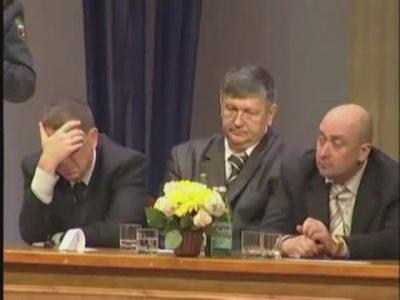 День милиции в Мордовии