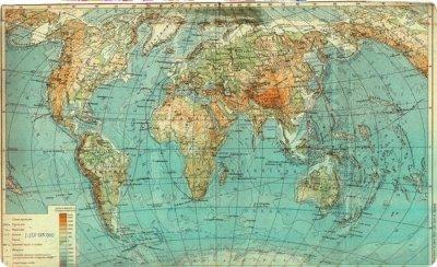 Другая карта мира (10 фото)