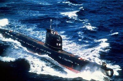 Украинская подводная лодка (20 фото)