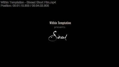 Within Temptation – Sinead [Short Film] (2011)