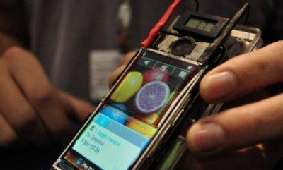 Компания Wysips представила гибридный дисплей с солнечными батареями