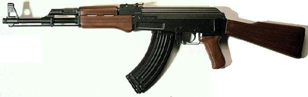 История бренда АК-47