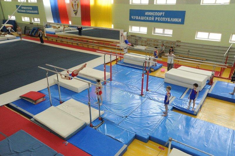 Специализированная детскоюношеская спортивная школа