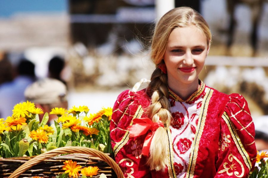 Самые красивые девушки - русские. И это - факт. Фото наших красавиц