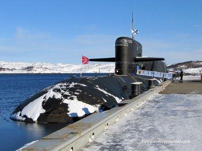Подводные силы Северного флота