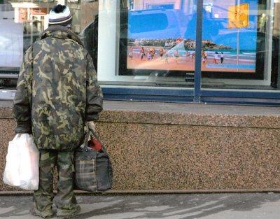 В 36 регионах России люди живут на грани нищеты