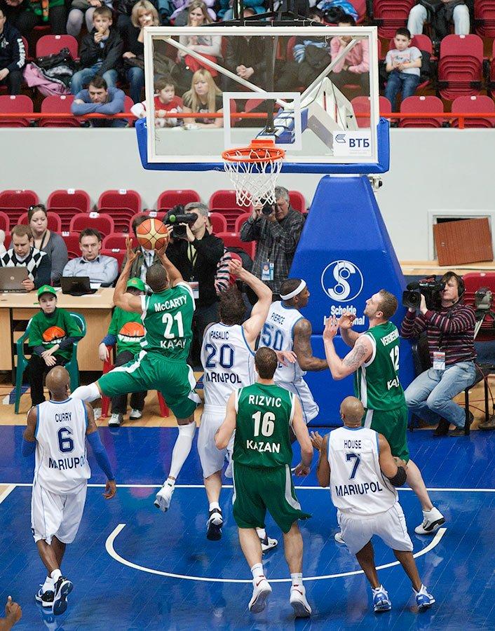 Втб результаты баскетбол