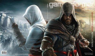 Ubisoft анонсировала Assassin's Creed Revelations.