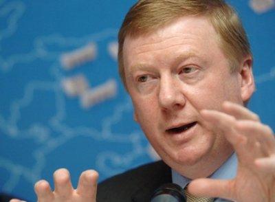 Доход Чубайса в 2010 году превысил 212 млн рублей