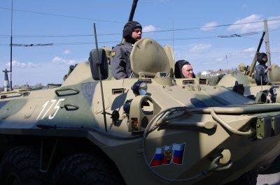 Парад победы в Чебоксарах