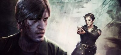 Оружие в Silent Hill: Downpour