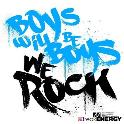 Tiesto, Angger Dimas & Showtek aka Boys Will Be Boys - We Tell / We Rock / We Party