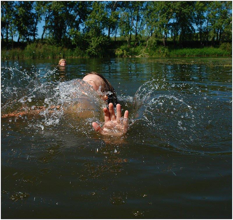 Утонула драйвер девушка