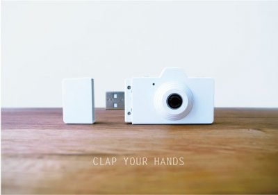 Clap: камера-крошка и USB-флешка. Новаторство китайской индустрии гаджетов