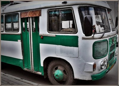 Автобусная баталия
