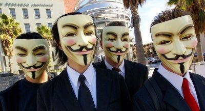 Хакеры Anonymous взломали базу данных НАТО