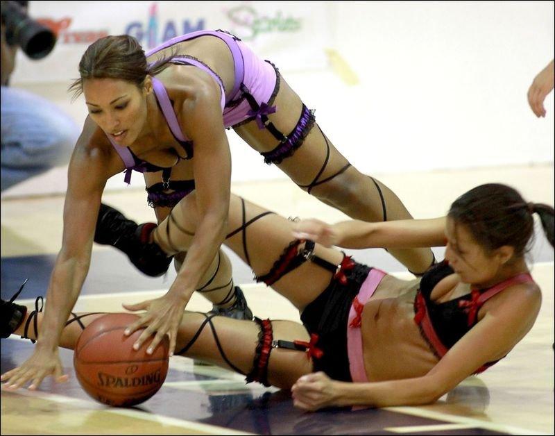 Секс и баскетбол